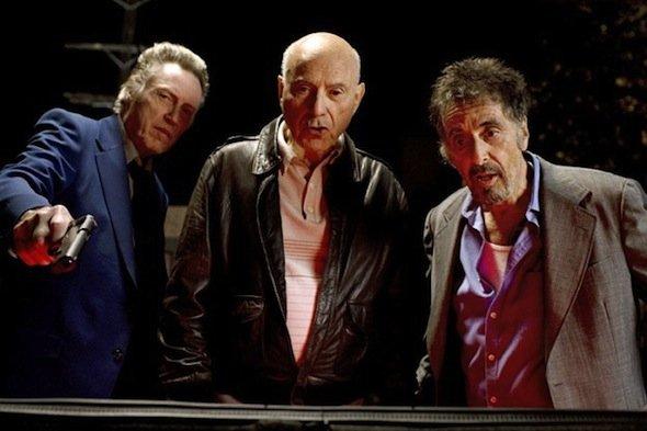 Christopher Walken, Alan Arkin, and Al Pacino.