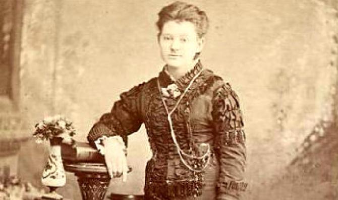 Photo of Alta M. Hulett from Chicago Historical Society