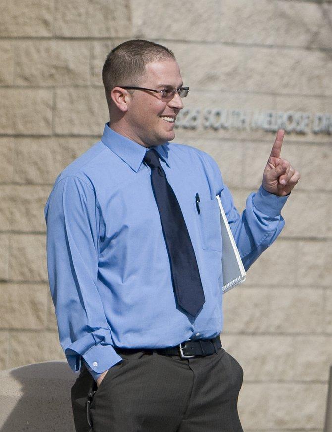 Gerald Joseph Torello.  Photo Nick Morris.