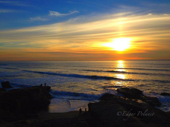 Sun Set Cliffs