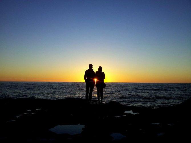 Valentine's month on the sunset cliffs!!