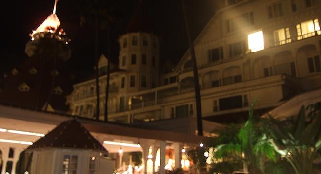 Coronado is haunted san diego reader for San francisco haunted hotel