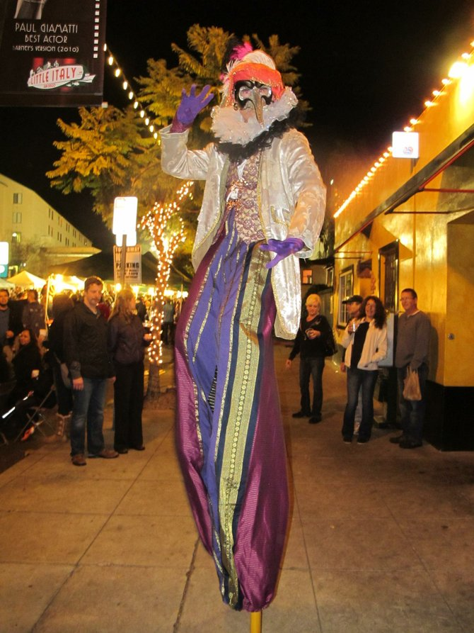 Little Italy Carnevale 2013