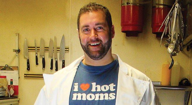 Chef Richard Sweeney