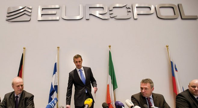 Europol panelists wouldn't name players or teams known to be fixing soccer matches.