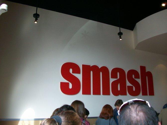 New Smashburger at Liberty Station.