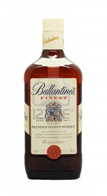 Every day's **hic** Ballantine's Day in my house. Nights, too!