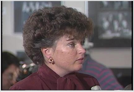 Former San Diego Mayor Maureen O'Connor