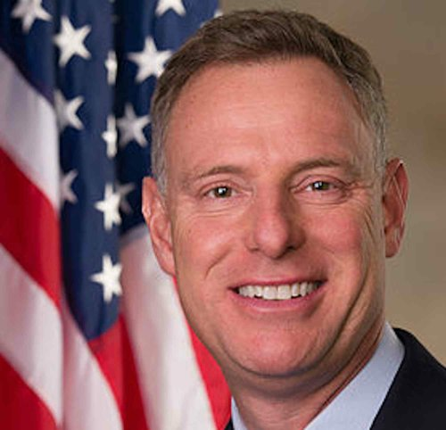 Democratic Congressman Scott Peters