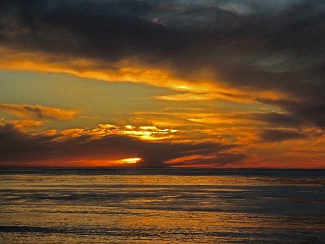 Sunset Cliffs 2013