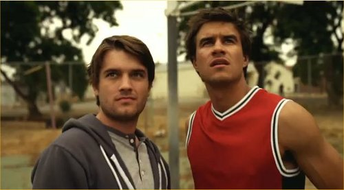 Chase Williamson and Rob Mayes.