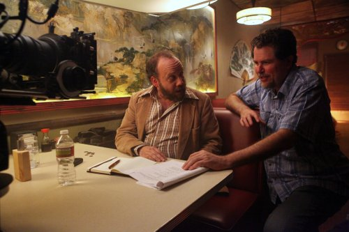 Paul Giamatti and Don Coscarelli.