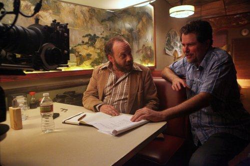 Paul Giamatti and Don Coscarelli.