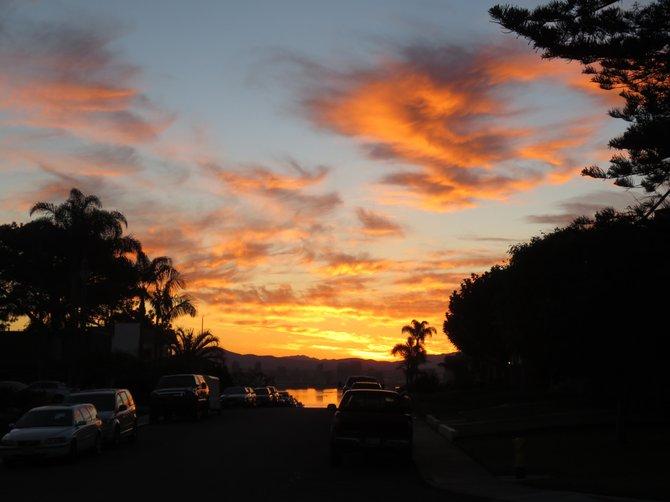 Sunrise Point Loma 2013