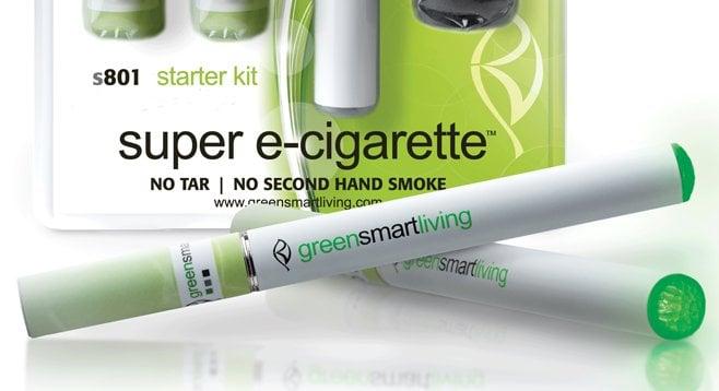 Green Smart Living e-cigarette