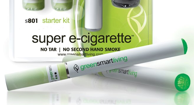Green Smart Living e-cigarette