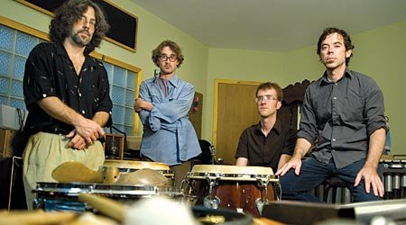 Califone at Casbah Wednesday, the 27th