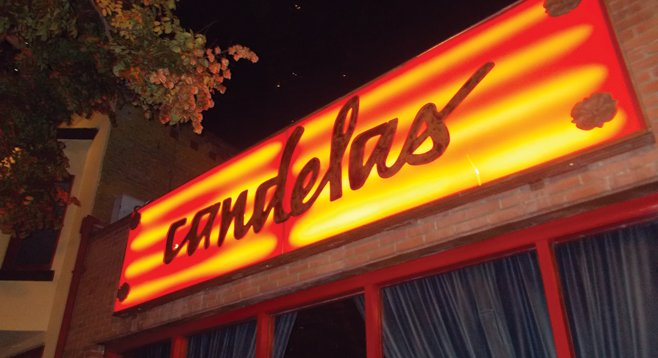The downtown Candelas offers more atmosphere than the Coronado version but no view.