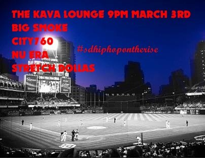 join us at the kava lounge  march 3rd!
