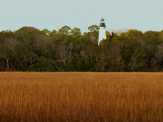 Northeast Florida's Amelia Island Lighthouse is the oldest lighthouse in the state.