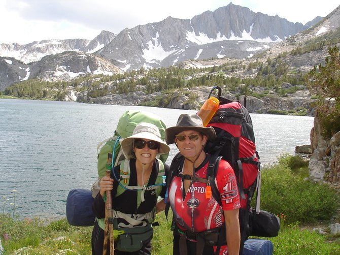 Serious Backpacking in the Eastern Sierra Mountains