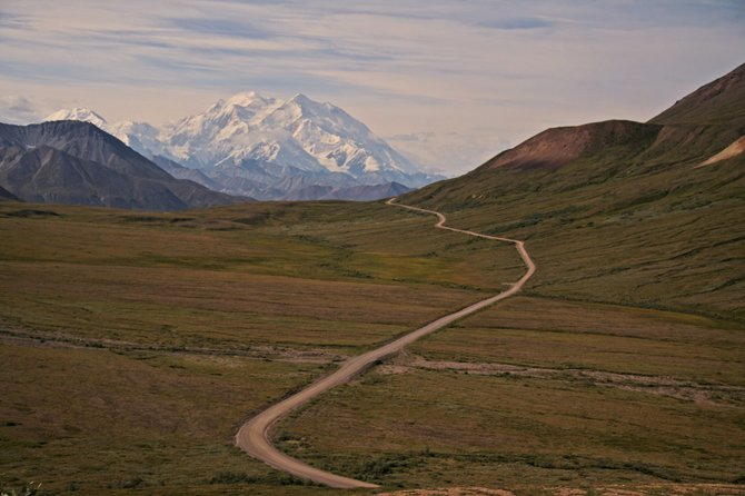 Into the great wide open: Denali, AK.