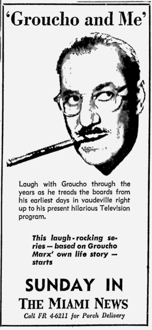 """""""The Miami News,"""" January 5, 1960."""