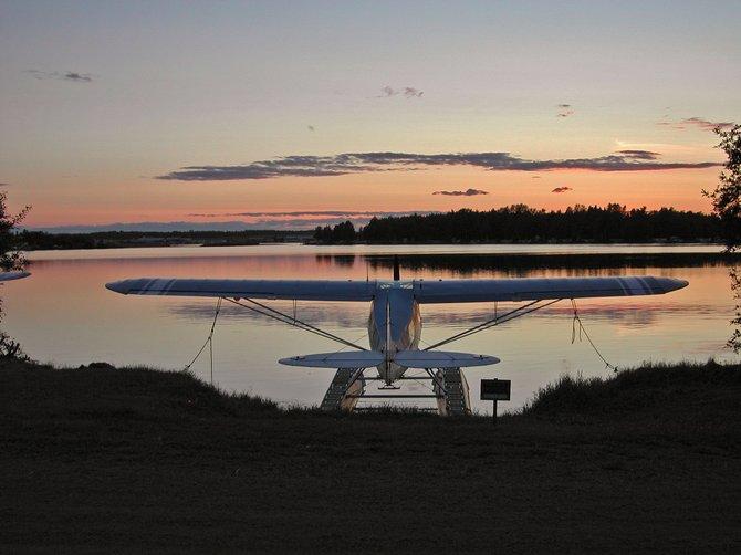 Seaplane Alaska
