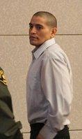 Jose Raul Najera.  Photo Weatherston.