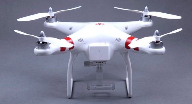 You can send the drone to check up on your paramour, have it hover outside her bedroom window.