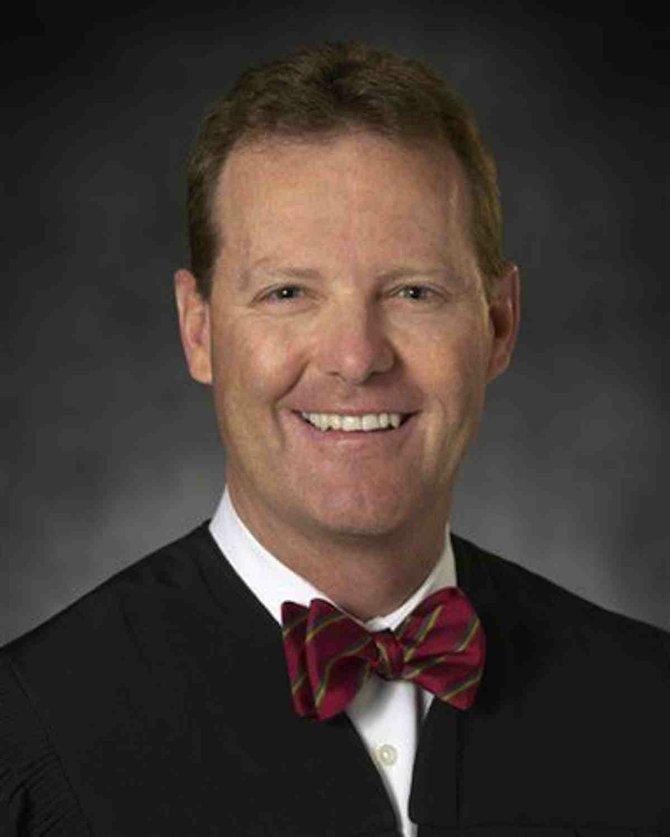 Superior Court Judge Timothy B. Taylor