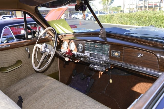 Clairemont: Monthly classic car meet. Photography by Robert Chartier