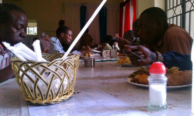 Kibuye eatery