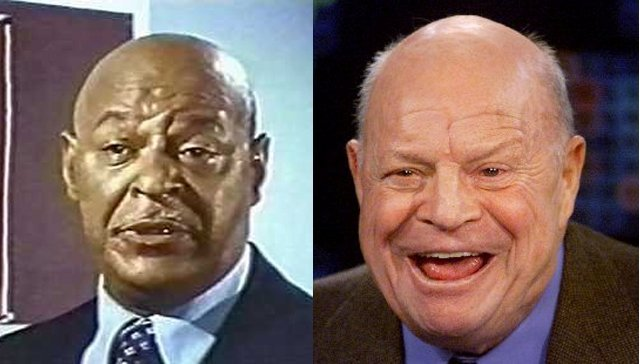 The Evans' alderman, Fred C. Davis (no relation to Fred G. Sanford) was played by Alfred Reed, Jr.  In the update, the producers will be daring and cast Don Rickles and a boat load of Shinola.