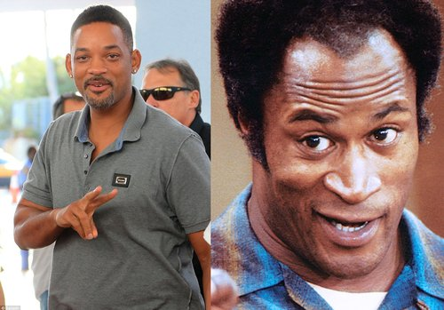 "Chances are Will Smith will agree to star in the John Amos role only if he is allowed to once again sic son Jaden on the American moviegoing public. We here at ""The Big Screen"" envision a new and exciting personality to assume the coveted role of James 'J.J.' Evans, Jr."