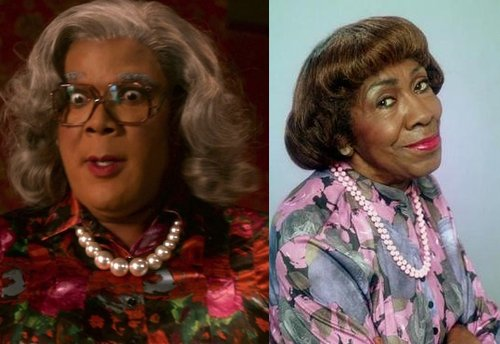 Tyler Perry replaces Helen Martin as 'Wanda.'