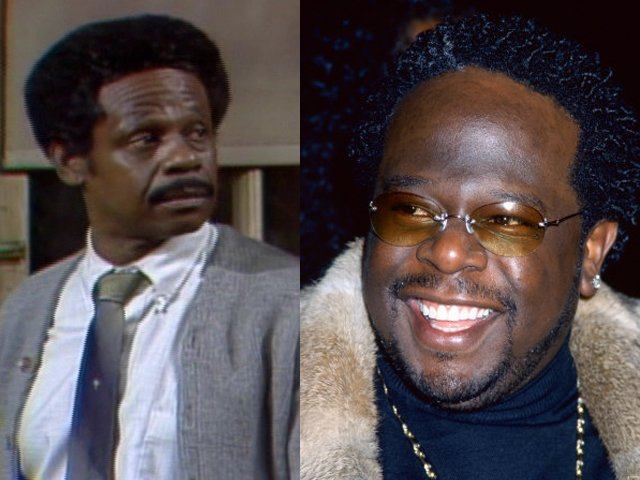 Ned The Wino, formerly played by Raymond Allen, will be in the capable hands of Cedric The Entertainer.