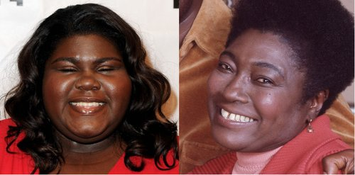 Gabourey Sidibe would make a precious Esther 'Florida' Rolle substitute.