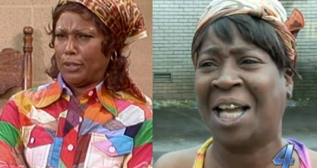 THIS JUST IN:  Willona will be played by internet sensation Sweet Brown: