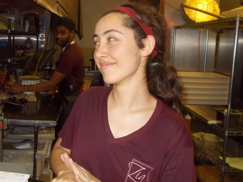 Khaled's sister Somiyah