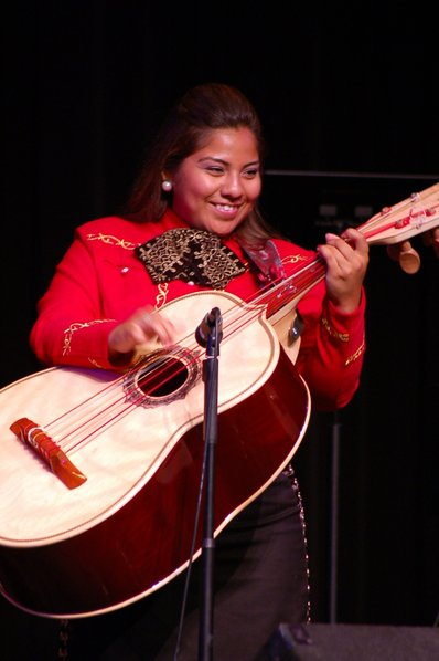 Jeff Nevin was instrumental in starting the first college mariachi degree program at Southwestern College