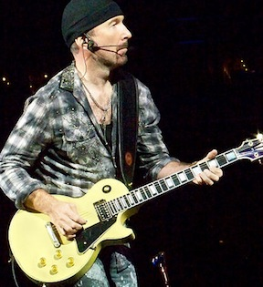 U2's the Edge hired Bob White and company to lobby for Malibu mansions