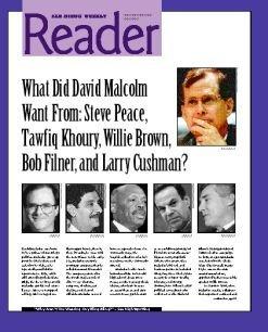 2003 David Malcolm story