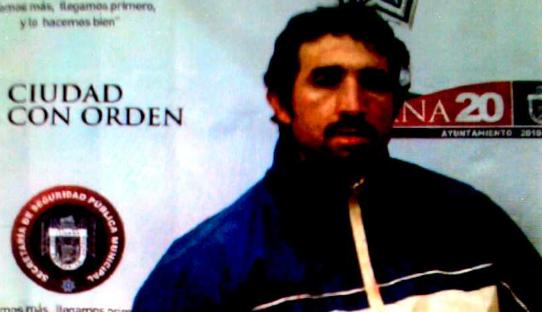 Police photo of José Humberto Jacquez Soto