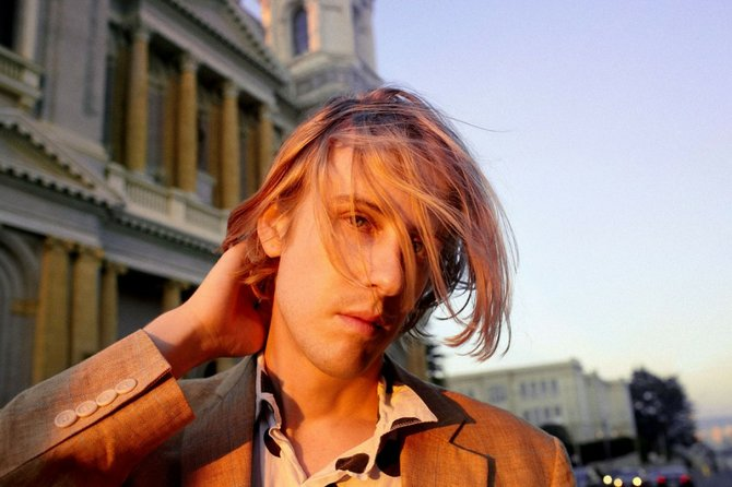 Ex-Girls frontman Christopher Owens will play the all-ages Irenic in North Park Thursday night.