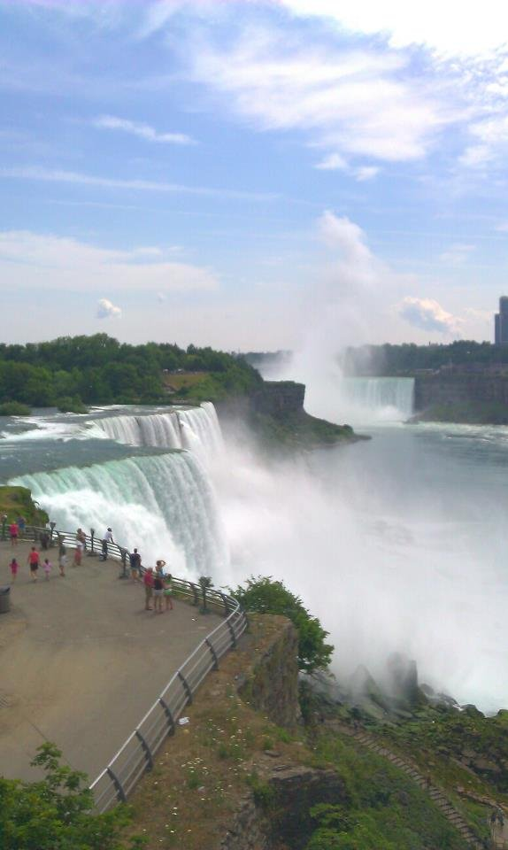 Buffalo Girl Travel Visits Niagara Falls