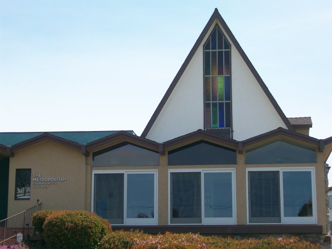 Metropolitan Church on Denver St. in Clairemont.
