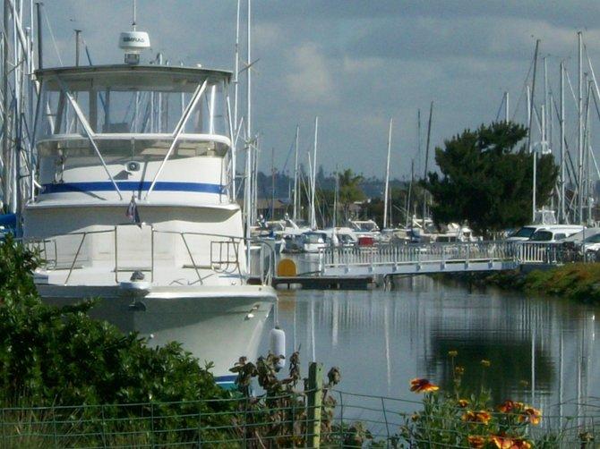 Southwestern Yacht Club in Point Loma.