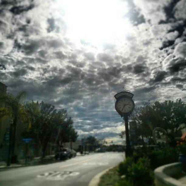 Vista's Main St., where time stands still