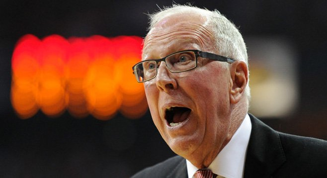 You get no love when you lose to Cinderella, Coach Fisher.